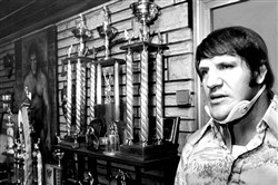 """I hope to be wrestling in June,"" said Bruno Sammartino in May 1976."