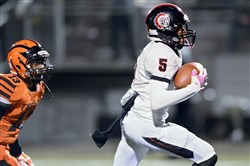 Jordan Jassir and Aliquippa are one of the well-known characters in this year's WPIAL semifinals.