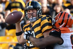 Ben Roethlisberger dealt with a slew of injuries this season, just like the Steelers as a team.