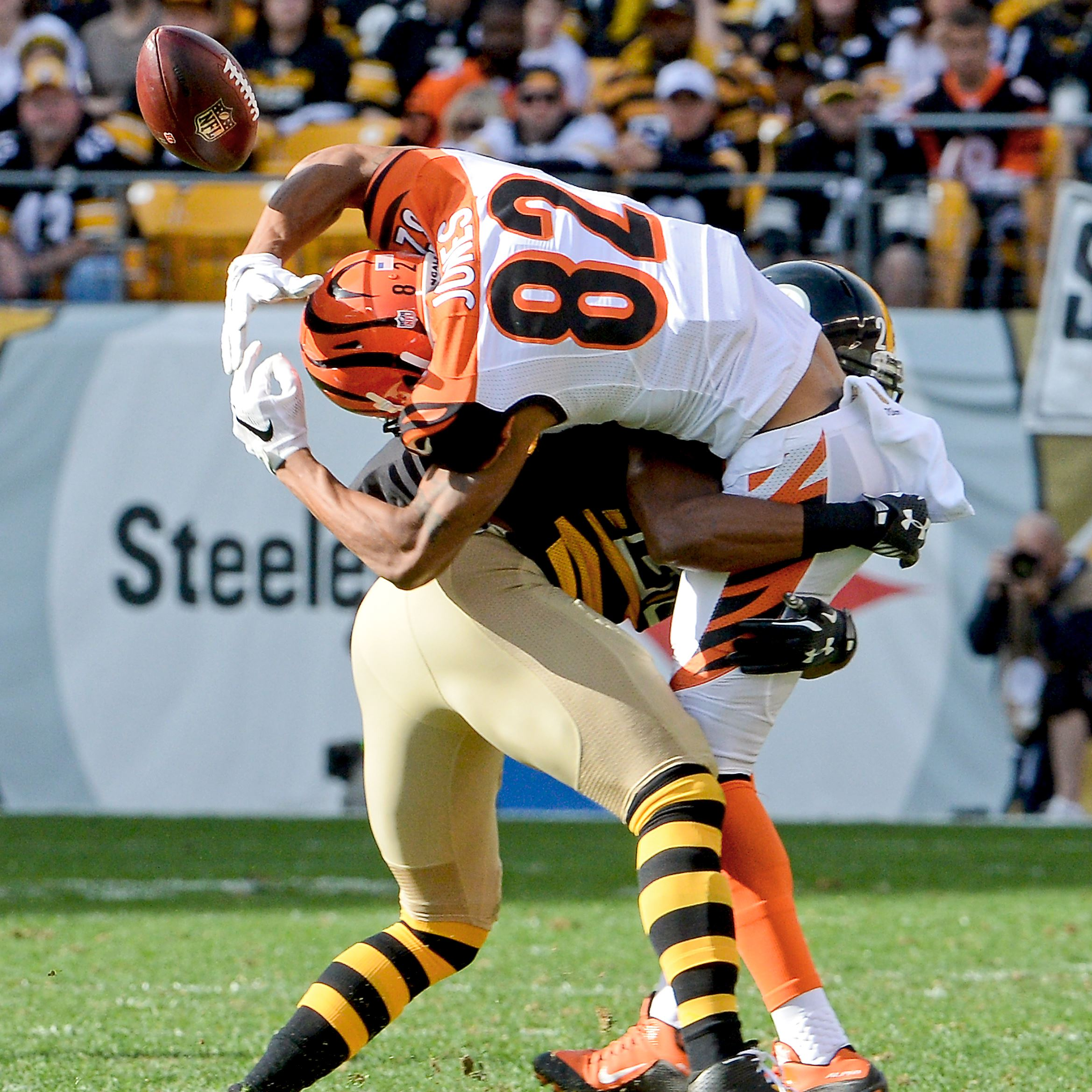 Mike mitchell steelers