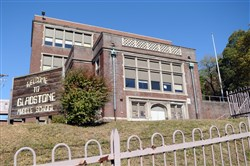 Gladstone Community Partnership paid $250,000 for the former Gladstone Middle School in Hazelwood. The purchase included the 145,000-square-foot building and 6.6 acres of property.