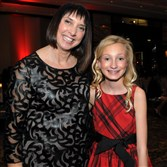 Leigh McIntosh and her daughter, Shannon Witkowski, 11.