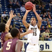 Pitt's Sterling Smith hasn't shot well yet with the Panthers, but is doing plenty of other things to coach Jamie Dixon's liking.