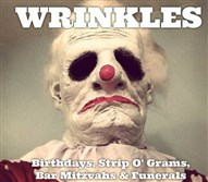 Wrinkles: quite a clown