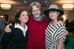 An Evening of HOPE: Jeaneen Zappa, Reed McManigle and Joann Cyganovich.