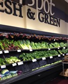 The Hill District Shop 'n Save: plenty of greens