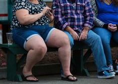 About 38 percent of American adults were obese in 2013 and 2014, researchers said, up from 35 percent in 2011 and 2012.