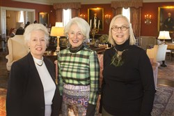 In Sisterhood Project: From left, Vera Corey, Karen Feinstein and Pat Ulbrich.