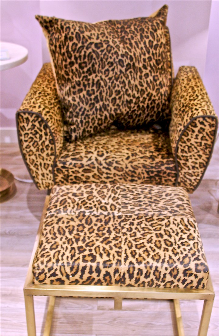Seeing Spots Leopard Prints Leap Back Into Home Decor Pittsburgh