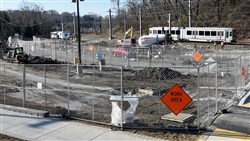 The Port Authority is expanding the number of parking spaces at the Washington Junction park-and-ride lot in Bethel Park.