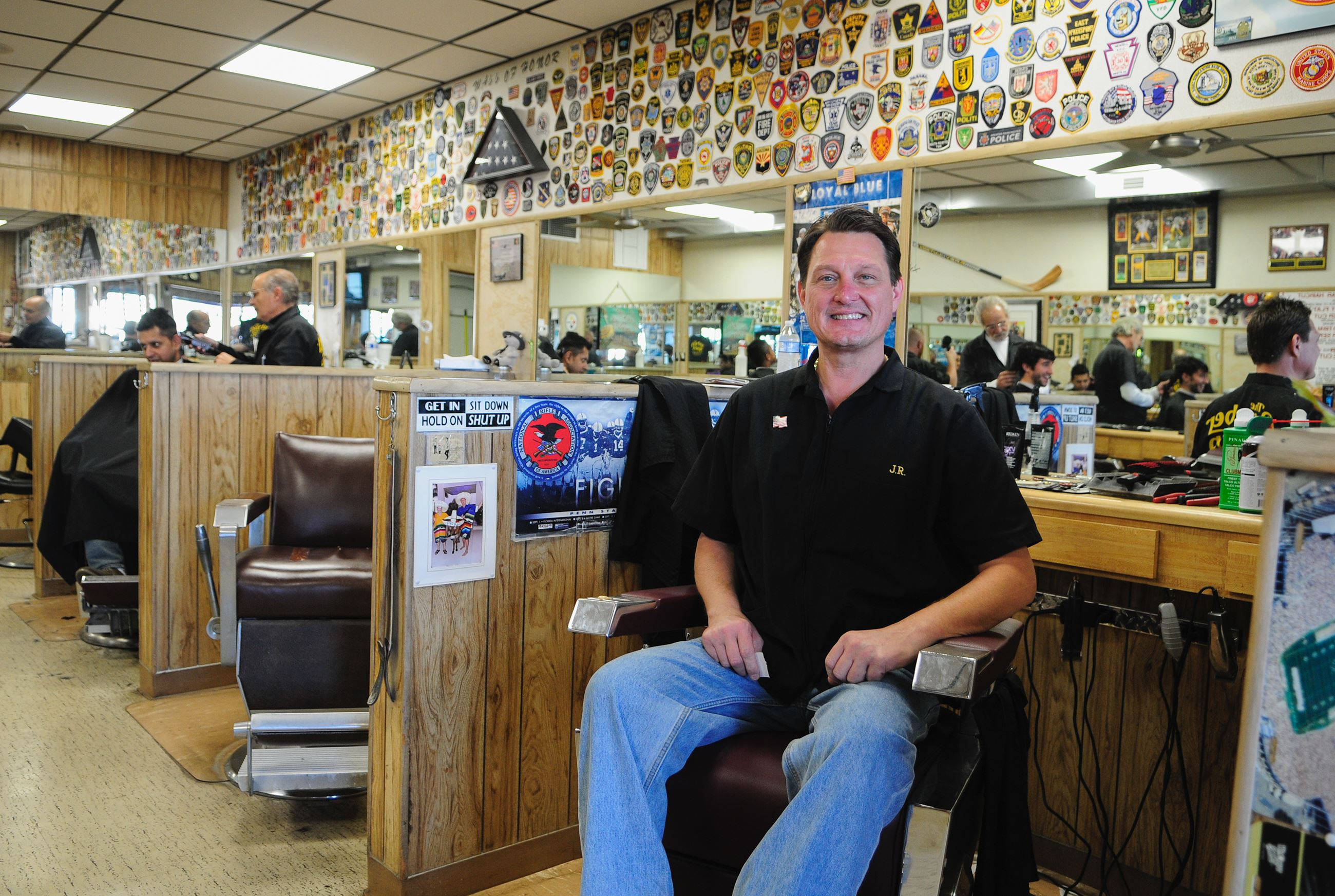 ... Barber Shop has stood test of time in Bridgeville Pittsburgh Post