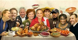 Food, family and gratitude are what Thanksgiving is all about for these famous Pittsburghers. Pull up a chair and join the holiday feast, by sampling their favorite recipes.
