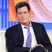 "Former ""Two and a Half Men"" star Charlie Sheen, right, is interviewed Tuesday, Nov. 17, 2015 on NBC's ""Today"" in New York. In the interview, the 50-year-old Sheen said he tested positive four years ago for the virus that causes AIDS"