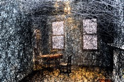 "Chiharu Shiota's long-term installation ""Trace of Memory,"" which opened in September of 2013, is scheduled to be replaced in 2016."
