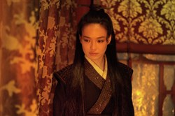 "Shu Qi portrays Nie Yinniang in ""The Assassin."""