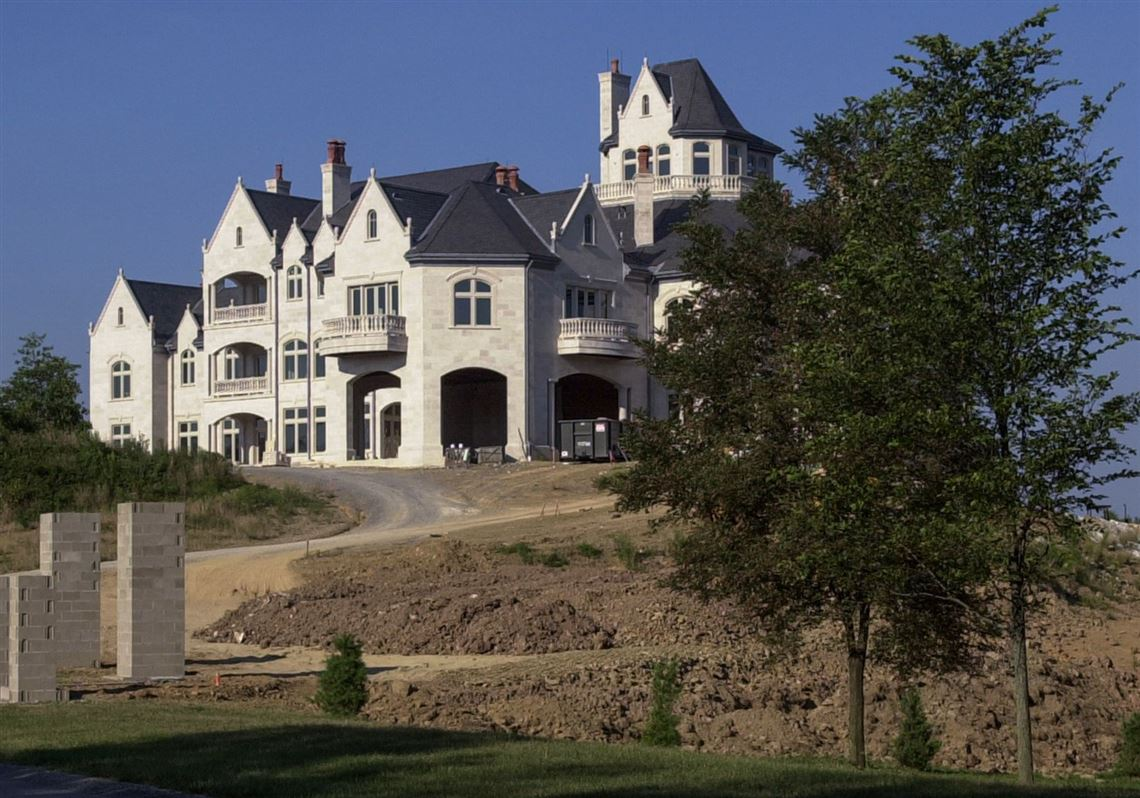 IRS closing in on Bell Acres mansion owner   Pittsburgh Post-Gazette
