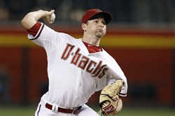 The Pirates acquired right-hander Allen Webster from the Arizona Diamondbacks in exchange for cash considerations.