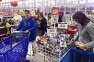 Shoppers get a head start on their holiday shopping Thursday evening at the Toys R Us in Cranberry.