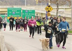 Thousands of Pittsburghers and out-of-towners took part in the annual Turkey Trot races last Thanksgiving. Several roads will be closed on the North Shore and in Downtown Pittsburgh on Thanksgiving morning.