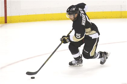 Penguins defenseman David Warsofsky longs for chance to play in…