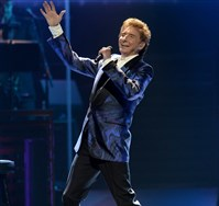 He writes the songs: Barry Manilow in March at Consol Energy Center.