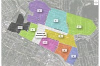 The big picture: Homewood Cluster Planning map