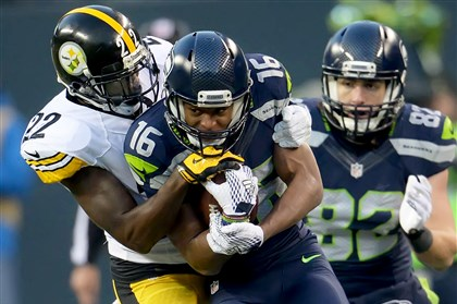Steelers' pass defense threatening to derail playoff hopes