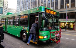 The Port Authority has begun a two-month blitz to make sure riders know the ins and outs of the radically different fare policy that takes effect Jan. 1.