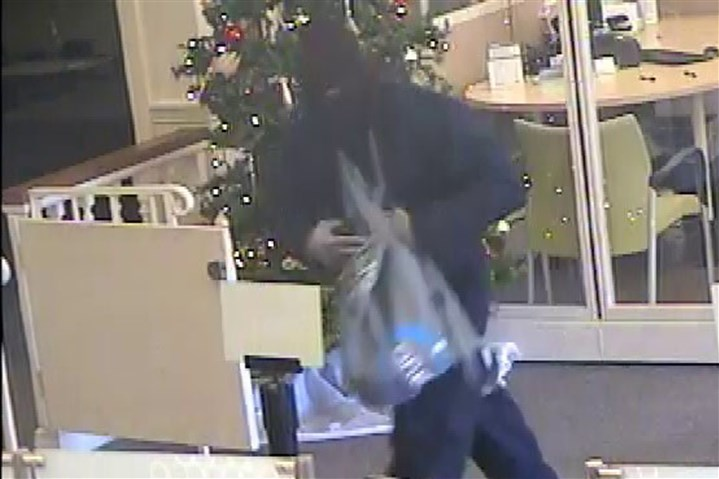 Masked Men Rob Huntington Bank In White Oak At Gunpoint