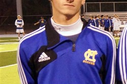 Nick Sodini, Canon-McMillan South Xtra player of the year