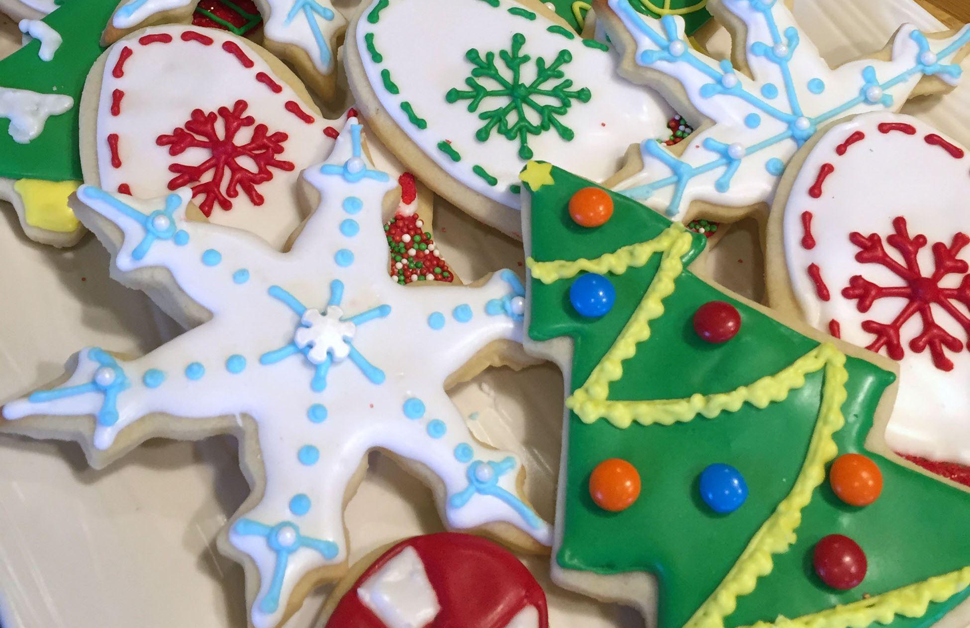 How to make christmas sugar cookies - Christmascookies1209 Cut Out Christmas Sugar Cookies