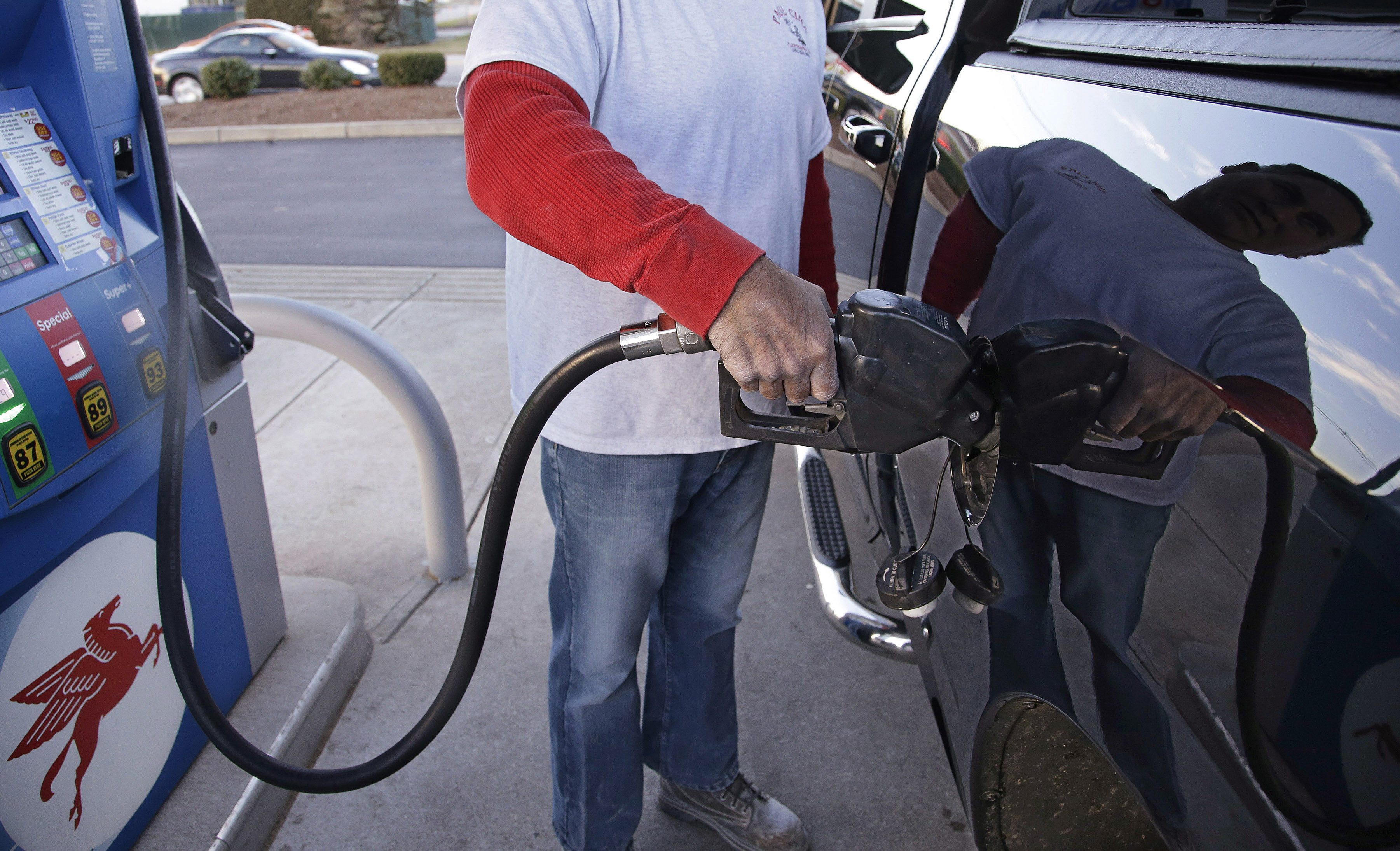 Gas Prices Up to Start the Week