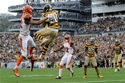 The Steelers' defense hopes to slow down the Bengals' offense again during Saturday night's game in Cincinnati.