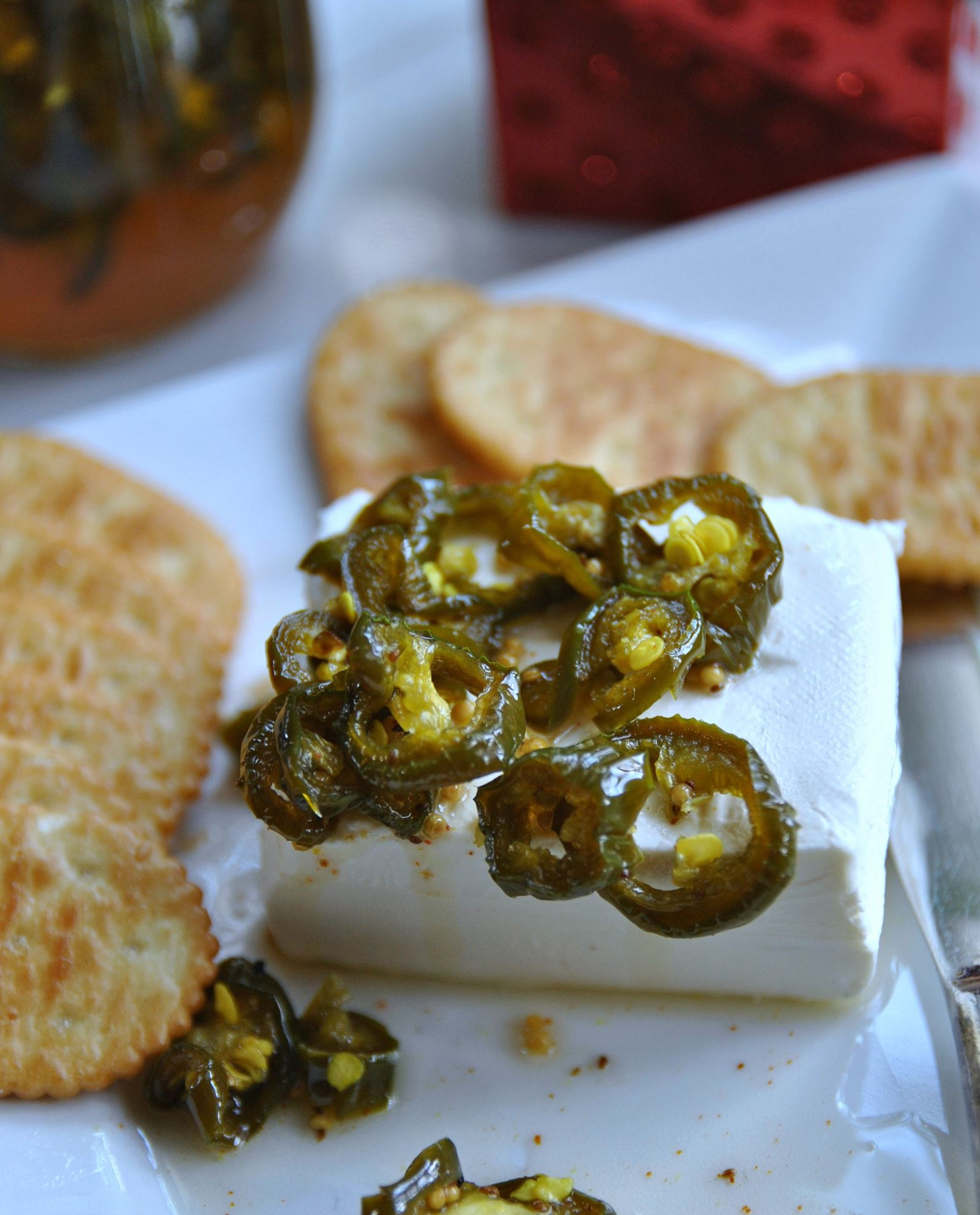 COWBOYCANDY3-5 Cowboy Candy (Candied Jalapenos).