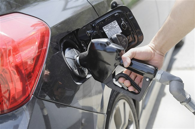 Gasoline prices in the area rose an average of 2 cents a gallon to $2.40.