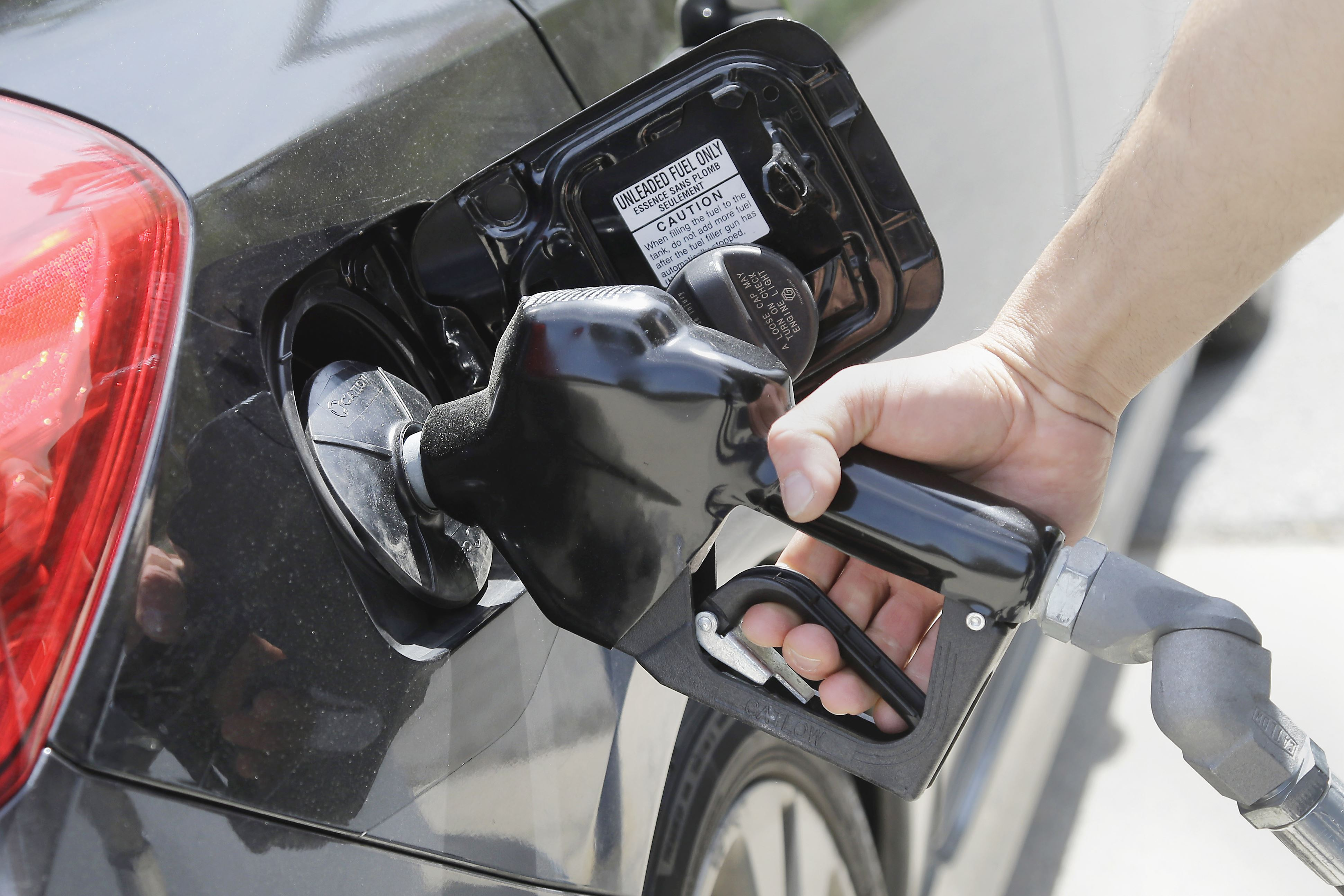 Two Dollar Gasoline Gasoline prices in the Pittsburgh area are down slightly since last month, which bucks the trend of rising prices this time of year.