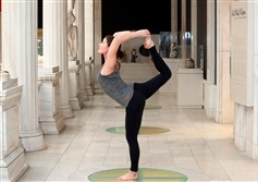 Instructors from The Yoga Hive will instruct Yoga in the Hall of Sculpture sessions at Carnegie Museum of Art as part of Social Calendar events.