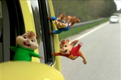 "Theodore, Alvin and Simon go on a wild adventure in ""Alvin and the Chipmunks: The Road Chip."""