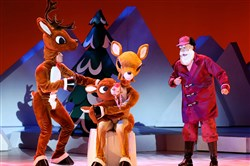 "The longest running and highest rated television special comes to life, live on stage with ""Rudolph the Red-nosed Reindeer: The Musical.""  featuring the world's most famous reindeer and a holly jolly cast of iconic characters. Rudolph and friends, including Hermey the Elf, Yukon Cornelius and the Abominable Snow Monster, help Santa save Christmas during a tour this holiday season."