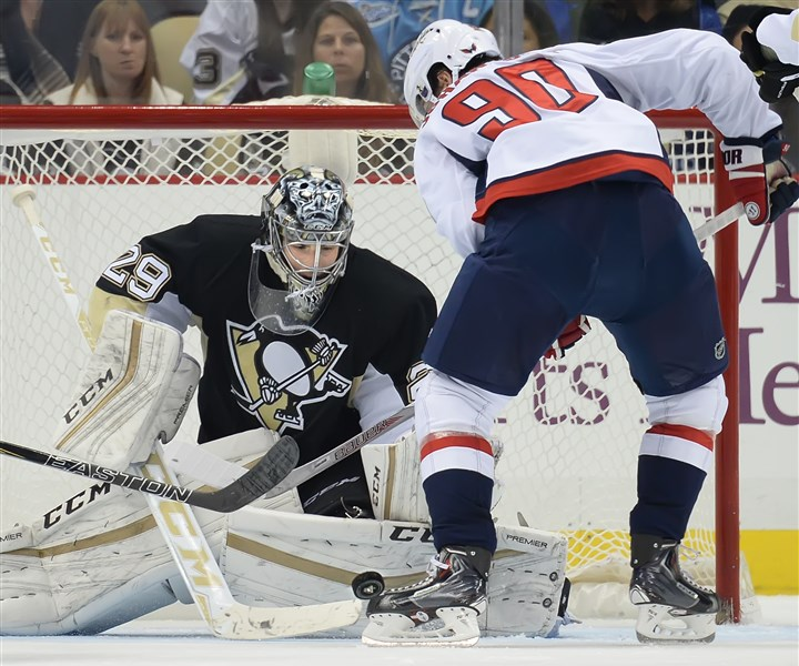 20151214pdPenguinsSports09-3 The Penguins are scheduled to play the Washington Cqapitals at 12:30 p.m. Sunday at Verizon Center, but that could change Saturday morning.