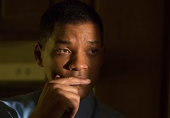 "Will Smith stars in ""Concussion."""
