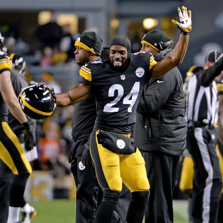 20151220mfsteelerssports10-1 The Steelers secondary might need a second-year player such as Doran Grant to step up next season.