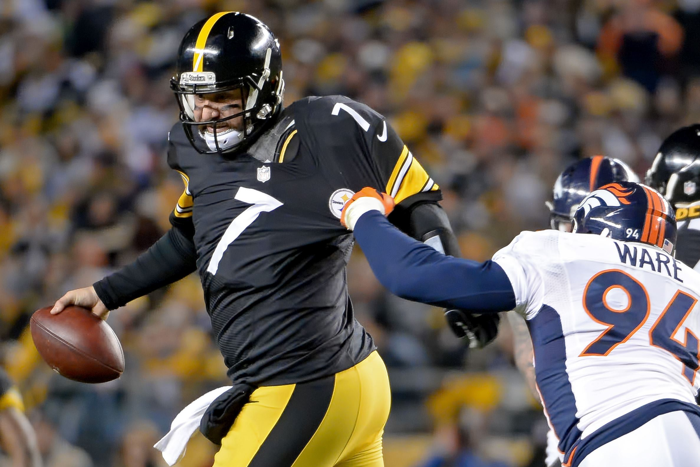 Gerry Dulac's Two-Minute Drill: Steelers vs. Broncos | Pittsburgh ...