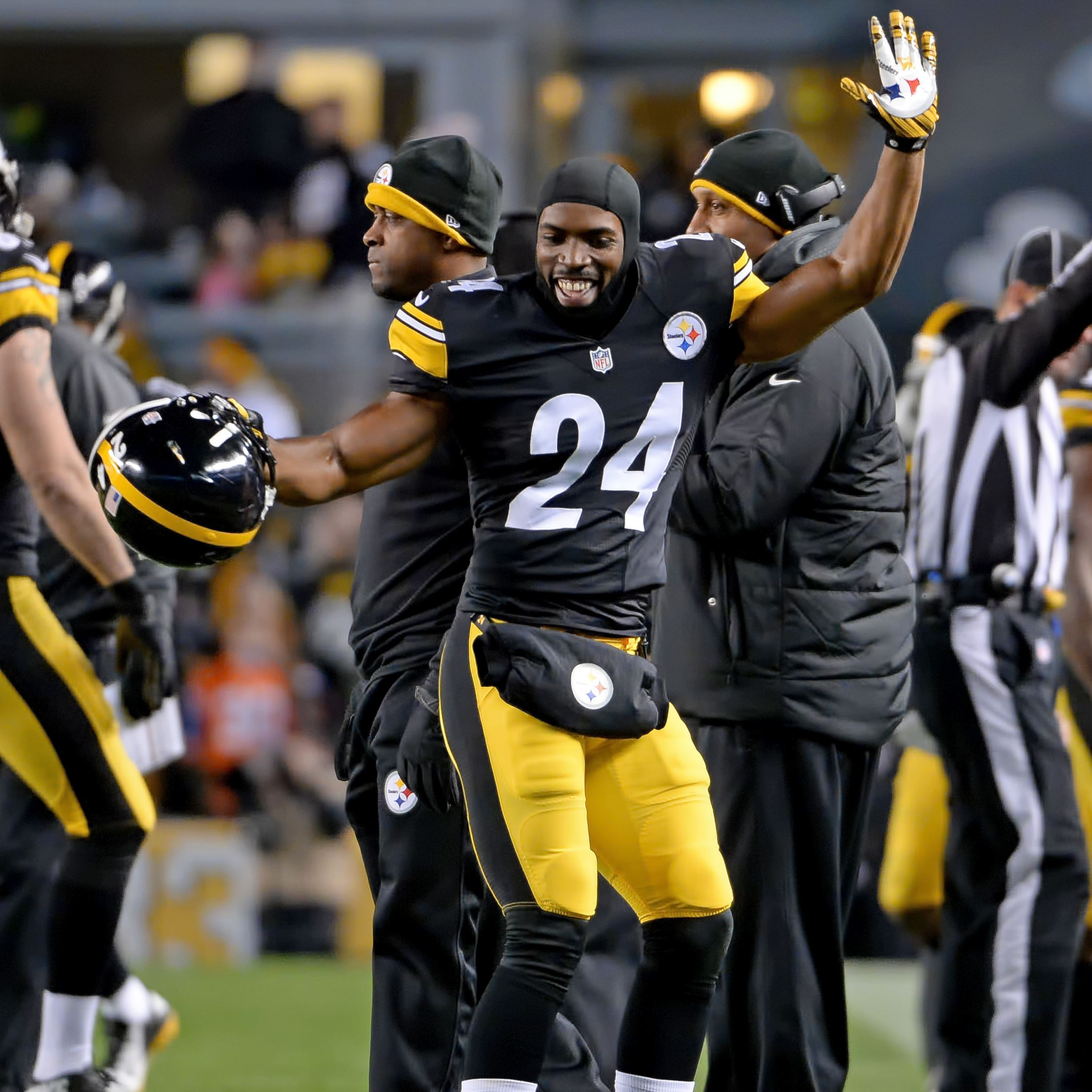 Gerry Dulac's Steelers chat transcript: 1.21.16