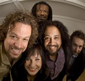 Rusted Root will perform at the Rex Theatre on the South Side tonight.