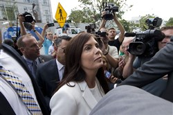The state Senate will vote Wednesday on whether Attorney General Kathleen Kane can effectively run her office on a suspended law license.
