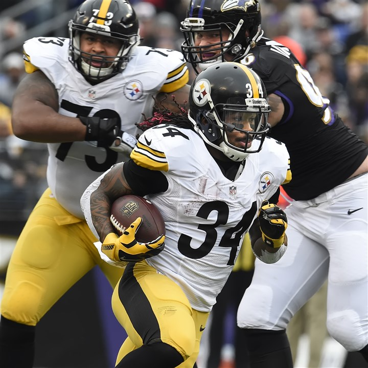 "20151227pdSteelersSports02 ""Steelers fans everywhere should be very excited about us next year,"" DeAngelo Williams said. ""When we get the gang back together and everybody is healthy and we go 1-2 deep at every position, it's going to be nasty."""
