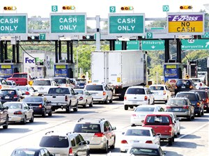The Pennsylvania Turnpike is looking to draw attention to its biggest toll scofflaws, which owe a combined $1.5 million for repeat offenses.