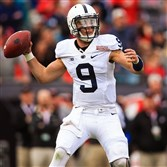 Penn State quarterback Trace McSorley