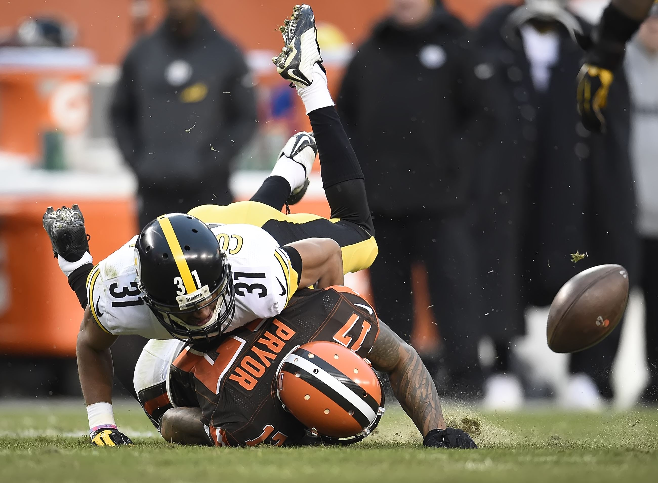 Steelers sign cornerback Ross Cockrell to one-year contract extension